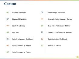 content_quarterly_sales_summary_review_sales_kpi_tracker_Slide01