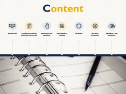 Content Response Evaluation Ppt Powerpoint Presentation Infographics Rules