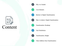 Content Roadmap H211 Ppt Powerpoint Presentation Show Gallery