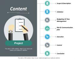 Content Slide2 Ppt Infographics Format