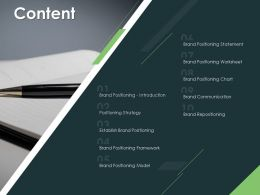 Content Strategy Communication Ppt Powerpoint Presentation File Slides