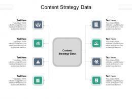 Content Strategy Data Ppt Powerpoint Presentation Inspiration Portfolio Cpb