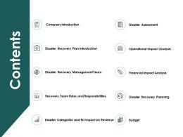 Contents Management Team Ppt Powerpoint Presentation