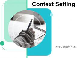 Context Setting Continuous Performance Management Framework Engagement Assessment Gear