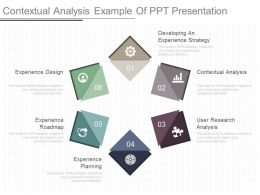 Contextual Analysis Example Of Ppt Presentation
