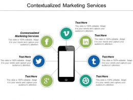 contextualized_marketing_services_ppt_powerpoint_presentation_icon_diagrams_cpb_Slide01