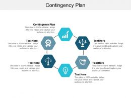 Contingency Plan Ppt Powerpoint Presentation File Information Cpb