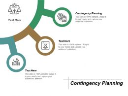 Contingency Planning Ppt Powerpoint Presentation Pictures Graphics Cpb