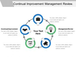 Continual Improvement Management Review Internal Audit Due Diligence