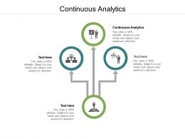 Continuous Analytics Ppt Powerpoint Presentation File Outline Cpb