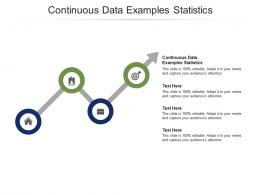 Continuous Data Examples Statistics Ppt PowerPoint Presentation File Model Cpb