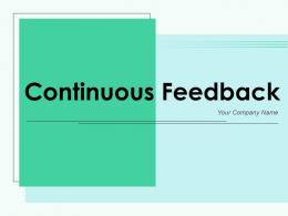 Continuous Feedback Performance Evaluation Management Framework