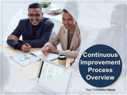 Continuous Improvement Process Overview Powerpoint Presentation Slides