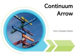 Continuum Arrow Financial Planning Strategy Business Success Solutions Growth