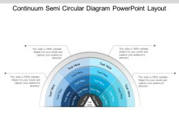 continuum_semi_circular_diagram_powerpoint_layout_Slide01