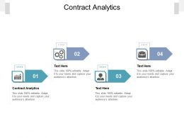 Contract Analytics Ppt Powerpoint Presentation Icon Visuals Cpb