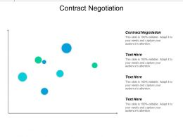 Contract Negotiation Ppt Powerpoint Presentation Icon Example File Cpb