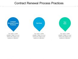 Contract Renewal Process Practices Ppt Powerpoint Presentation File Slide Portrait Cpb