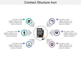 Contract Structure Icon