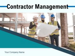 Contractor Management Business Organisation Environment Implementation Performance