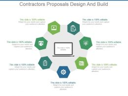 Contractors Proposals Design And Build Powerpoint Slide Rules