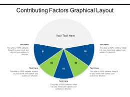Contributing Factors Graphical Layout