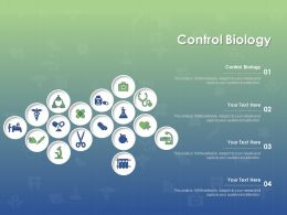 Control Biology Ppt Powerpoint Presentation Inspiration Infographic Template