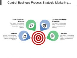 Control Business Process Strategic Marketing Roadmap Benefit Enrollment