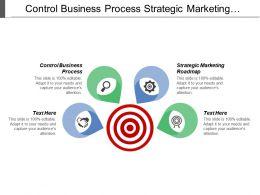 Control Business Process Strategic Marketing Roadmap Benefit Enrollment
