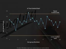 Control Charts Ppt Styles Infographic Template