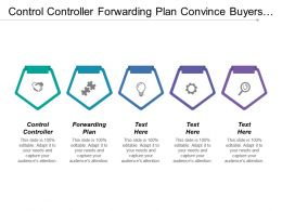 Control Controller Forwarding Plan Convince Buyers Product Value