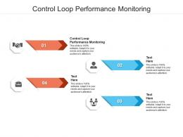 Control Loop Performance Monitoring Ppt Powerpoint Presentation Styles Guide Cpb