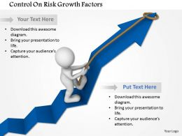 Control On Risk Growth Factors Ppt Graphics Icons