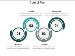 Control Plan Ppt Powerpoint Presentation Ideas Portfolio Cpb