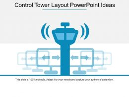 Control Tower Layout Powerpoint Ideas