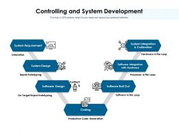 Controlling And System Development