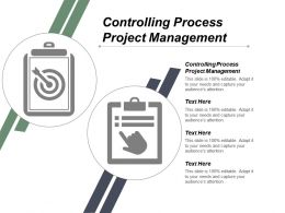 Controlling Process Project Management Ppt Powerpoint Presentation Ideas Background Image Cpb
