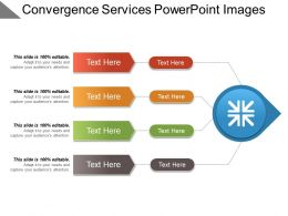 Convergence Services Powerpoint Images