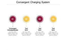 Convergent Charging System Ppt Powerpoint Presentation Inspiration Templates Cpb