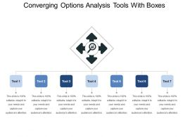 Converging Options Analysis Tools 7 With Boxes