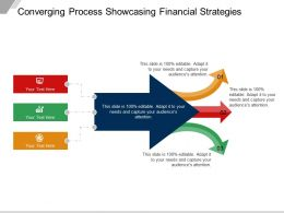 converging_process_showcasing_financial_strategies_ppt_diagrams_Slide01