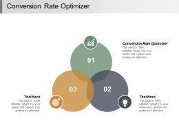 Conversion Rate Optimizer Ppt Powerpoint Presentation Infographic Template Portfolio Cpb