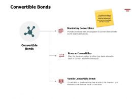 Convertible Bonds Mandatory Ppt Powerpoint Presentation Icon Guide