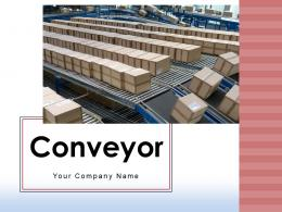 Conveyor Technology Evaluating Manufacturing Effectiveness Products