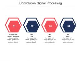Convolution Signal Processing Ppt Powerpoint Presentation File Graphics Download Cpb