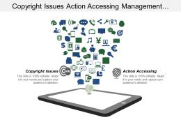 copyright_issues_action_accessing_management_activities_probability_occurrence_Slide01