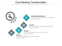 Core Banking Transformation Ppt Powerpoint Presentation Model Structure Cpb
