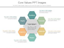 Core Values Ppt Images