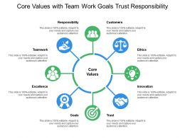 core_values_with_team_work_goals_trust_responsibility_Slide01