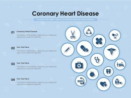 Coronary Heart Disease Ppt Powerpoint Presentation File Background